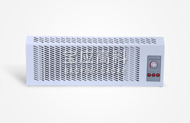 镁合金壁挂式温控加热器