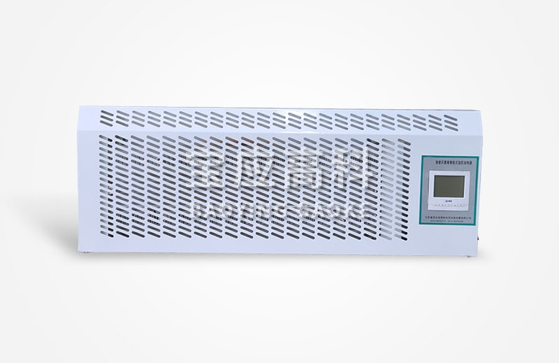 智能石墨烯壁挂式温控加热器