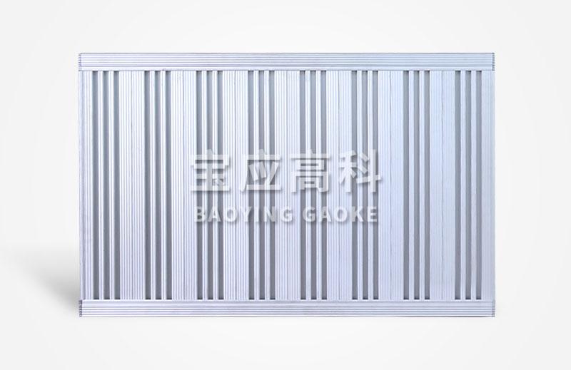 镁合金挂壁式温控加热器