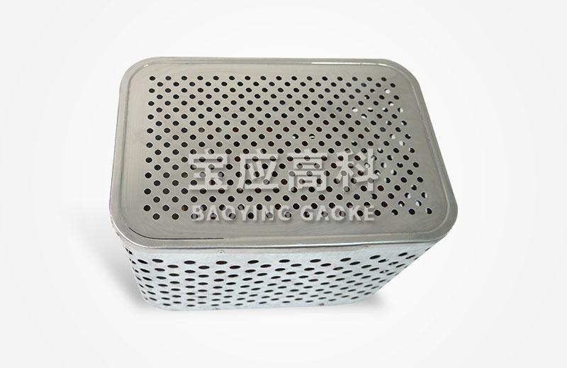 工业笼式温控加热器