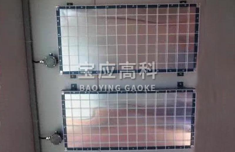 防爆防水温控加热器